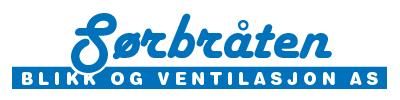 Sørbråten Blikk- og ventilasjon Logo